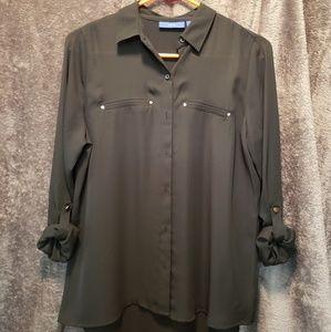 Black ladies blouse